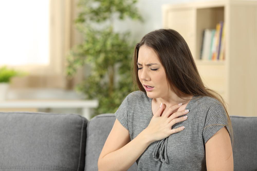 Одышка с затрудненным вдохом и выдохом, причины, методы лечения