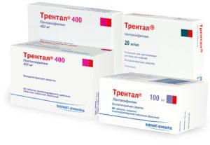 Ангиопротекторы: обзор препаратов