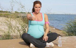 Одышка при беременности стоит ли волноваться