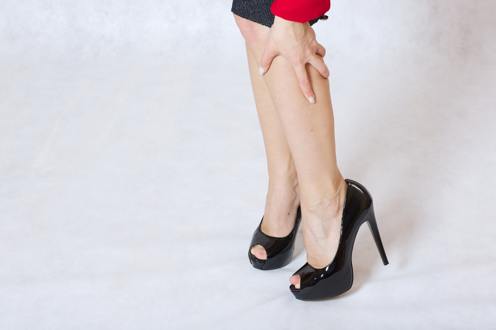 Судороги тяжесть в ногах