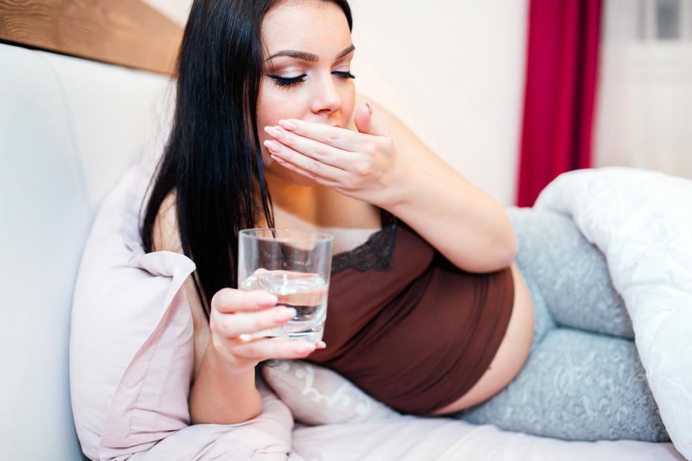 Горечь во рту во время диеты - Вопрос