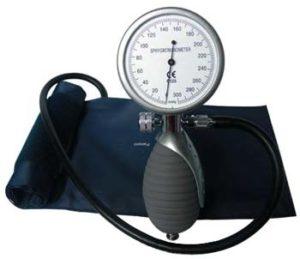 Алгоритм измерения артериального давления