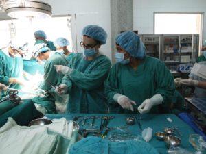 Красноярские хирурги выполнили сложнейшую операцию на сердце годовалому ребенку