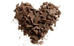 Полезный для сердца шоколад