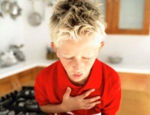 Боли в сердце у детей