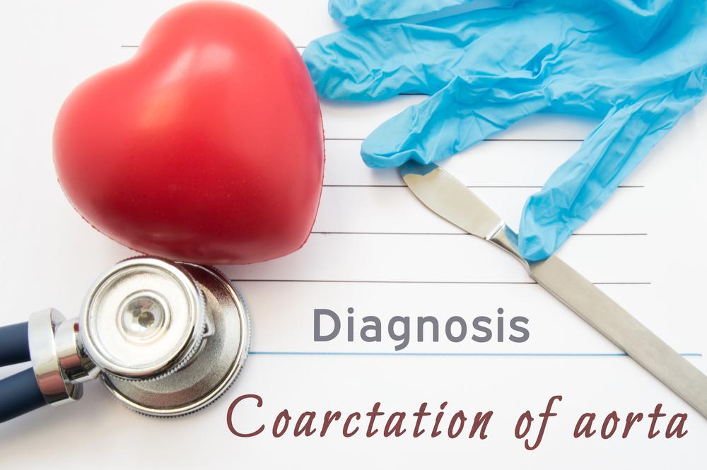 Врожденные пороки сердца: коарктация аорты